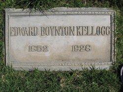 Edward Boynton Kellogg