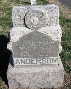 Thomas J. T.J. Anderson