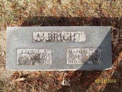 Margaret K Albright
