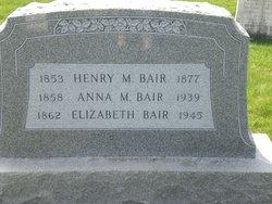 Anna M. Bair