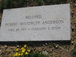 Robert Woodruff Anderson