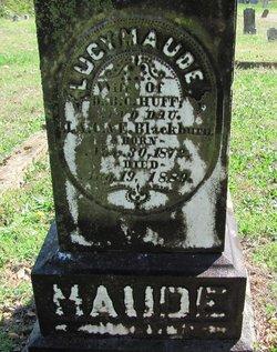 Lucy Maude <i>Blackburn</i> Huff
