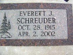Everett J. Schreuder