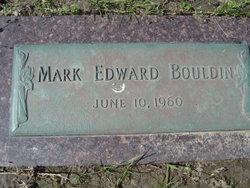 Mark Edward Bouldin