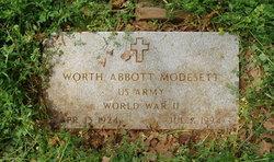 Worth Abbott Modesett