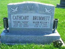 Maj William Verl Brummett