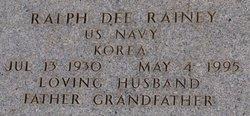 Ralph Dee Rainey