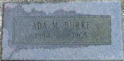 Ada Marie <i>Shidler</i> Burke
