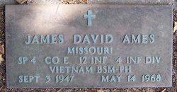 James David Ames