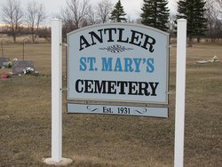Saint Mary's Cemetery