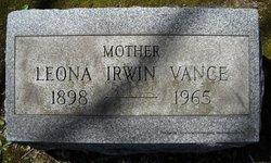 Leona <i>Irwin</i> Vance