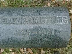 Calvin Armstrong