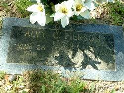 Alvy Cason Pierson