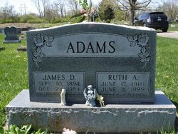Ruth A. <i>Richardson</i> Adams