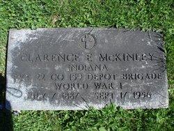 Clarence Everett McKinley