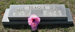 Harvey Dwain Teague