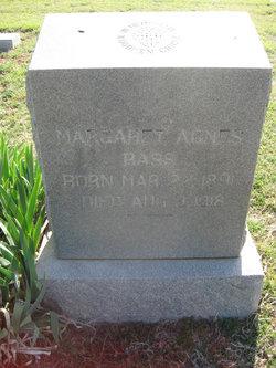Margaret Agnes Maggie <i>Busby</i> Bass