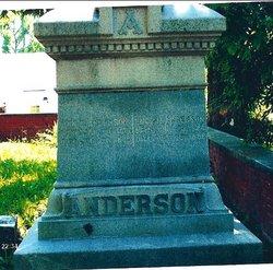 Ann Rebecca <i>Lochridge</i> Anderson