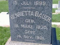Henrietta Bauer