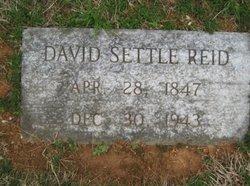 David Settle Reid