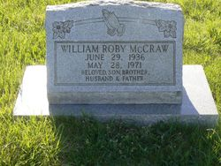 William Roby McCraw