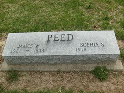 James William Peed