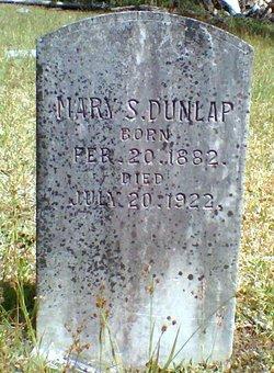 Mary Susan <i>Franklin</i> Dunlap