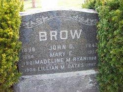 Madeline Mary <i>Ryan</i> Brow