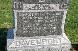 Charles Webb Davenport, Jr.