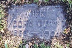 Dora <i>Yoe</i> Dust