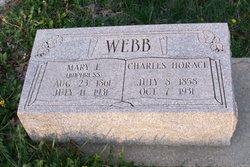 Charles Horace Webb