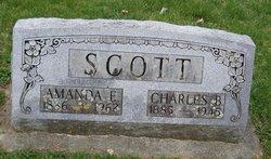 Charles Burton Burt Scott