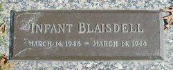 Infant Blaisdell