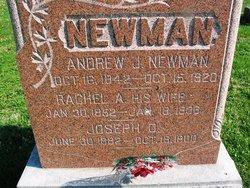 Rachel Ann <i>Clampitt</i> Newman