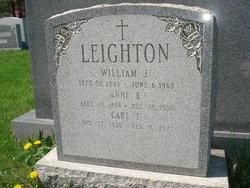 Carl T Leighton