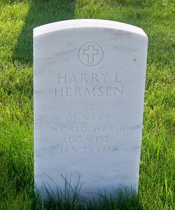 Harry Louis Hermsen, Sr