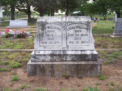 William Jeremiah Williams