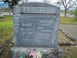 Caroline <i>Welch</i> Ashworth