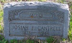Josiah Franklin Cantrell