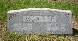 Carl Alexander McAbee