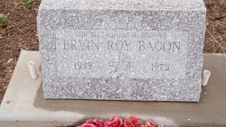 Ervin Roy Bacon