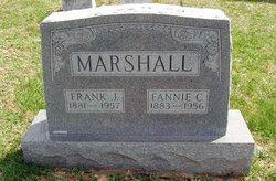 Fannie <i>Campbell</i> Marshall