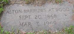 Alton Barrows Atwood