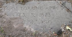 Maude Loraine Atwood