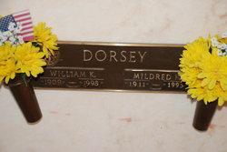 Mildred <i>Hurt</i> Dorsey