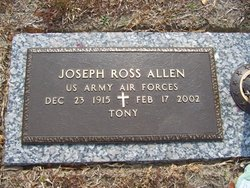 Joseph Ross Allen