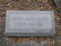 Anna Jane <i>McKissack</i> Floyd