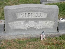 D Larry Merrell