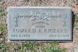Edward A. Rickard