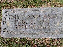 Emily Ann Ashe